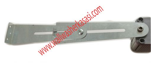 kademeli ayak metal wallwasher